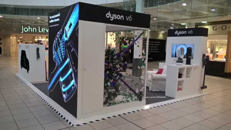 Exhibition Stand Brief : Brand experience signature spaces